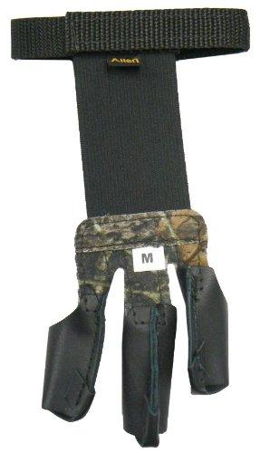 Allen Company Super Comfort Saddlecloth 3 Finger Archery Glove