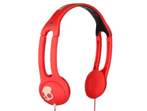 Skullcandy Icon 2 Headphones 2011 - Red