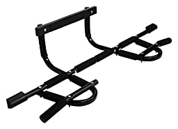 InfiDeals Heavy Duty All-in-One Doorway Chin Up/Pull Up Bar