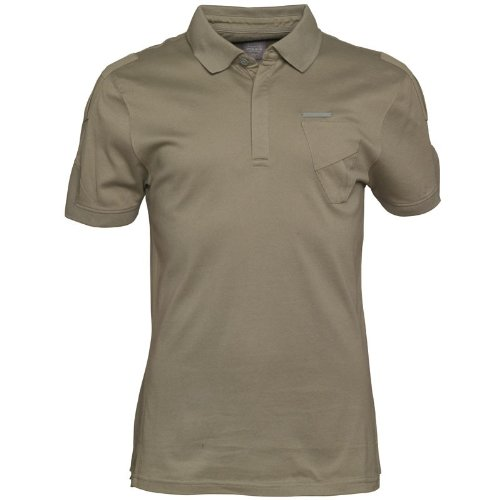 883 Police Mens Eris Polo Vetiver Green