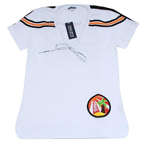 77396 maglia FRANKIE MORELLO SEXYWEAR MANICA CORTA polo uomo t-shirt men [50]