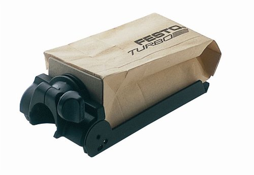 Festool 489129 Turbo Dust Bag Set For Dts 400, Rts 400 And Ets 125 Sanders, 5 Pieces front-607497