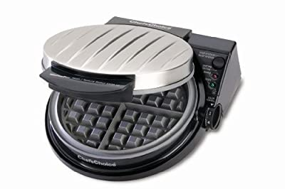 Chef?s Choice 830B-SE WafflePro Classic Belgian Waffle Maker by Edgecraft