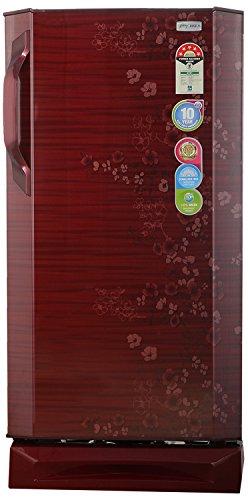 Godrej RD EDGEZX 195 CTS 5.2 195 Litres 5S Single Door Refrigerator (Flora)