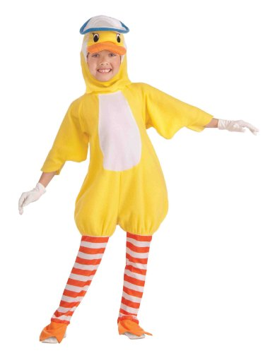 [Forum Novelties Rubber Ducky Costume, Toddler Size] (Rubber Ducky Halloween Costume)