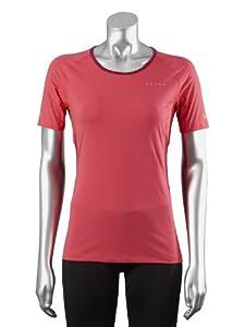 FALKE Damen Runningshirt Seale 1/2, hibiscus, S, 38484