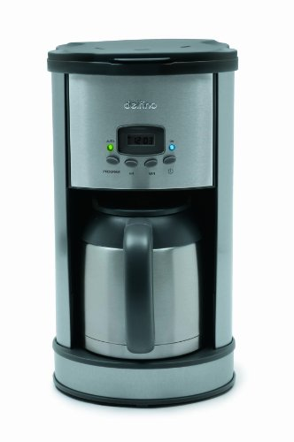 Delfino Coffee Maker Replacement Carafe : September 2012 AXIOM 12 Cup Automatic Coffee Brewer