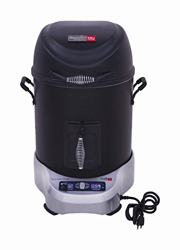 Char-Broil Black Electric Infrared Smoker And Roaster