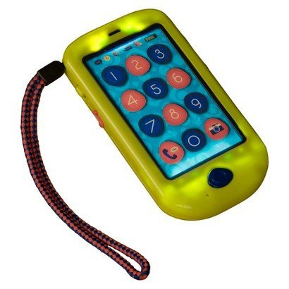 B. Hiphone Assorted Colors (iphone toy) by Battat
