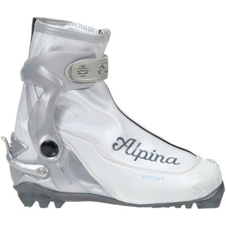 Alpina SSK Eve ClassicCombi Ski Boot Womens Cross Country Ski - Alpina nordic ski boots