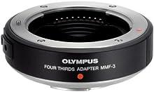 Comprar Olympus MMF-3 - Adaptador para objetivos de de cuatro tercios (cámaras PEN y OM-D), negro
