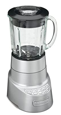 Cuisinart SPB-600FR SmartPower Deluxe Die Cast Blender, Stainless (Certified Refurbished) from Cuisinart