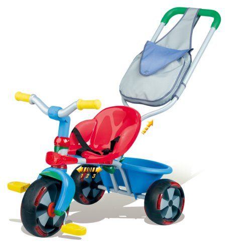 Imagen 2 de Smoby - Baby caminar azul / rojo / amarillo