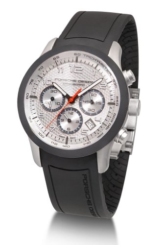 Porsche Design Men's Titanium Automatic Swiss ETA 2894-2 Chronograph Watch 661215141190
