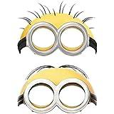 Amscan International 6 Minions Face Masks