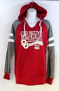 Oklahoma Wn Barnwood Hoodie by Oklahoma University Sooners