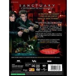 Sanctuary - Saison 2 - Coffret 4 DVD