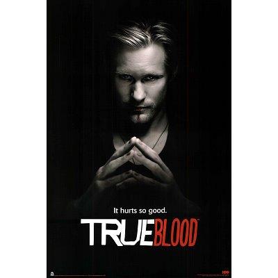 true blood eric northman pics. True Blood Poster 24x36 Eric