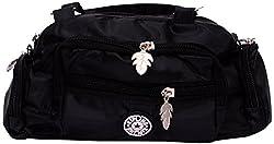 Zakina Women's Handbag (Black) (ZE120)