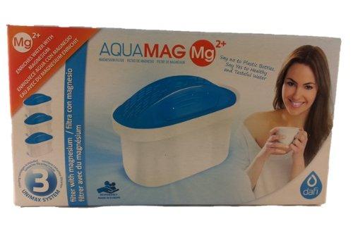 Dafi 3-Pack Aquamag Unimax Water Filter