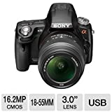 Best Digital SLR Cameras Overall Under $700: Sony Alpha SLT-A35 (with 18-55mm Lens)