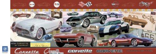 History of the Corvette Mural