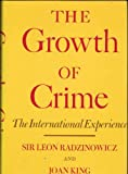 img - for Growth of Crime: The International Experience book / textbook / text book