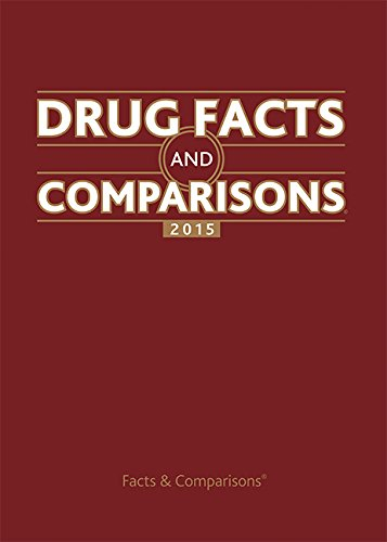 Drug Facts and Comparisons 2015