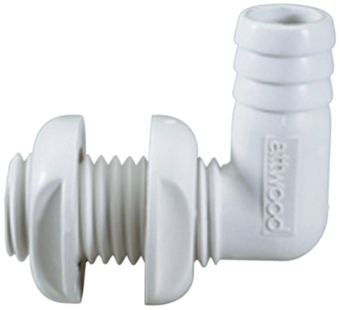 Attwood Corporation 3877-3 Thru-Hull Connector