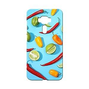 G-STAR Designer Printed Back case cover for Asus Zenfone 3 (ZE552KL) 5.5 Inch - G3301