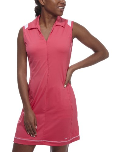 Womens Nike Fit Dry Dress Pink 208489-604 14/16