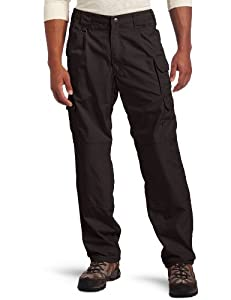5.11 #74273 Men's TacLite Pro Pant (Black, 36W-30L)