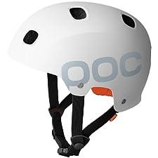 POC Receptor Flow Helmet, Shiny White, X-Small-Small