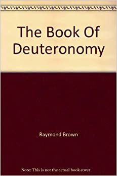 What is the book of deuteronomy about