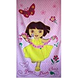 Dora the Explorer Towel - Dora Beach Towel