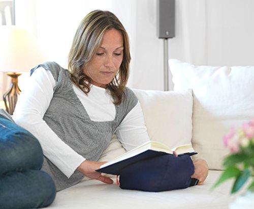 Leselotte 11294 leggio colore blu - Leggio da letto per libri ...