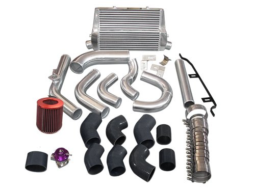 Cxracing Intercooler + Piping Kit BOV Turbo Air