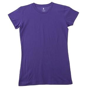 Ladies Crew Neck T Shirt by Karmas Canvas