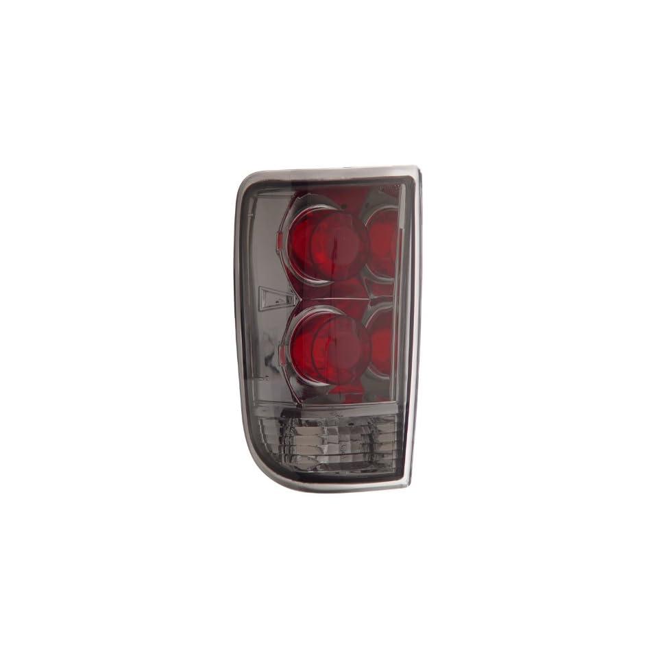 Chevrolet/Chevy Blazer 95 00 Tail Lamps / Lights Smoke Euro Performance