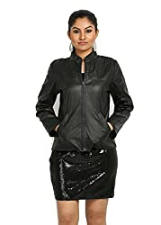 Fbbic Women's Jacket (16146_Large_Black)