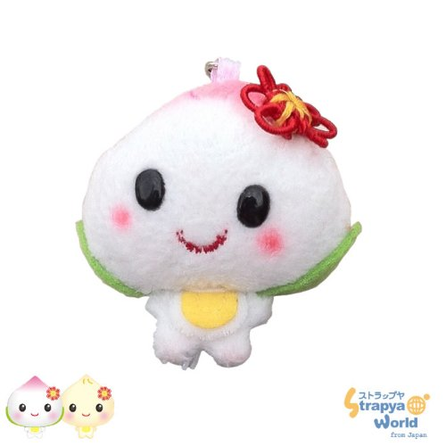 Baby Chu Kun Plush Doll Cell Phone Cleaner Strap