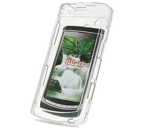 Coque Cristal  pour Samsung i8910 Player HD