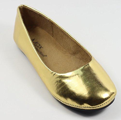 Girls Ballet Flat Shoes (Toddler/Little/Big Kid) front-497280