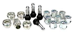 McGard 84518 Under Hub Cap Cone Seat Wheel Installation Kit (1/2″ – 20 Thread Size) – For 5 Lug Wheels