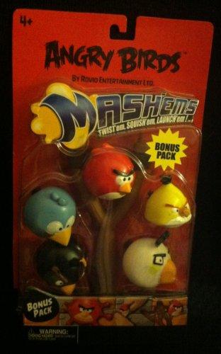 Imagen de Angry Birds MASHEMS Bonus Pack