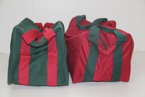 Heavy-Duty-8-Ball-Bocce-Bag-by-EPCO-red-and-green-bags-2-pack