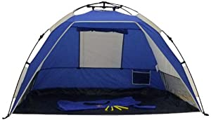 Genji Sports Instant Beach Star Tent, Blue by Genji Sports