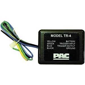 Pac Tr-4 Low-Voltage Remote Turn-On Trigger (12 Volt-Car Stereo Access / Interface Accessories)