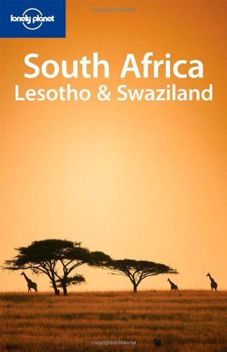 Lonely Planet South Africa Lesotho and Swaziland (Country Travel Guide) [Paperback]