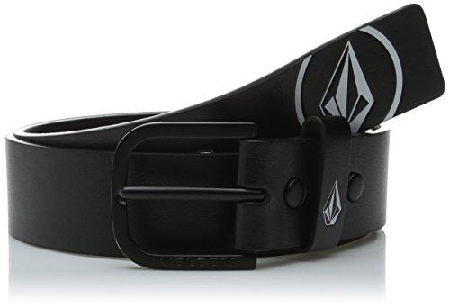 Volcom, Cintura Uomo Redux, Nero (Black), 36